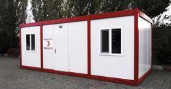 Модульная аптека из блок контейнеров