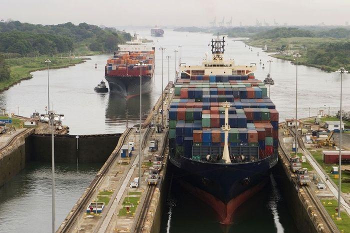 Расширение Панамского канала – переориентация рынка контейнерных перевозок