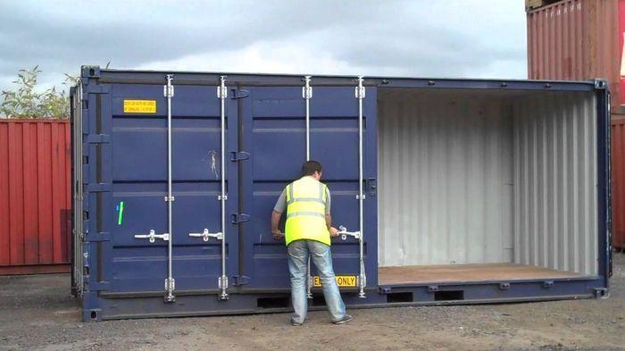 В чем разница между транспортным контейнером и контейнером для хранения грузов?