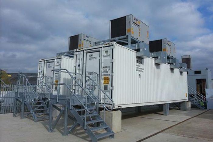 Использование переоборудованных контейнеров для инженерных и коммуникационных систем