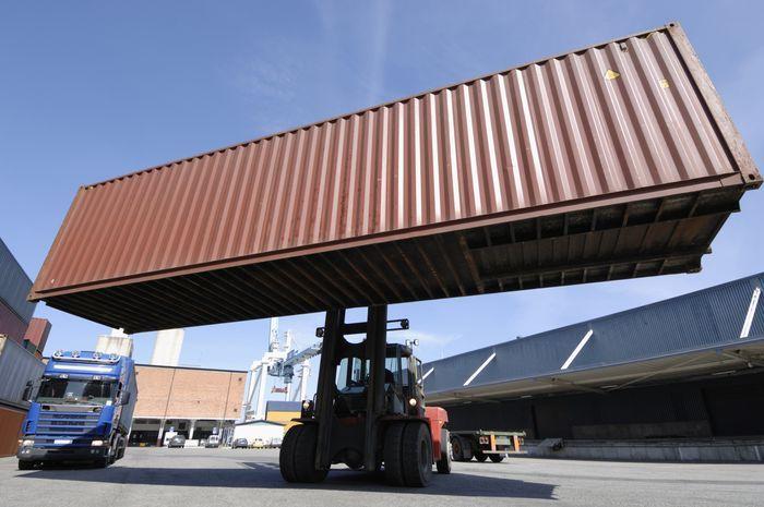 Новинки контейнерного рынка: контейнер на приподнимающихся ножках