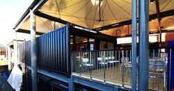 Уотфордский рынок: новая жизнь старых контейнеров
