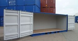 Хранение мебели в морском контейнере