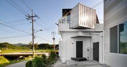 Редизайн дома с помощью морских контейнеров