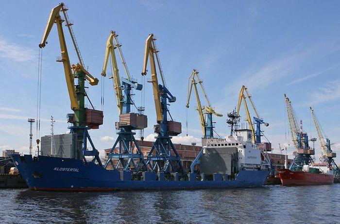 Морской порт Санкт-Петербурга расширил деятельность с морскими контейнерами и увеличил грузооборот в 1,5 раза