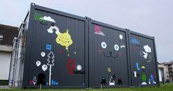 Решение проблемы нехватки детских садов – модульное строительство из морских контейнеров