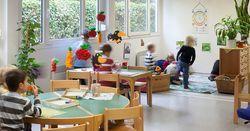 Творческий центр для детей в морском контейнере
