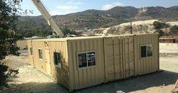 В США реализуют программу контейнерного строительства для решения проблемы бездомных