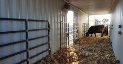 Переоборудование контейнеров для перевозки животных