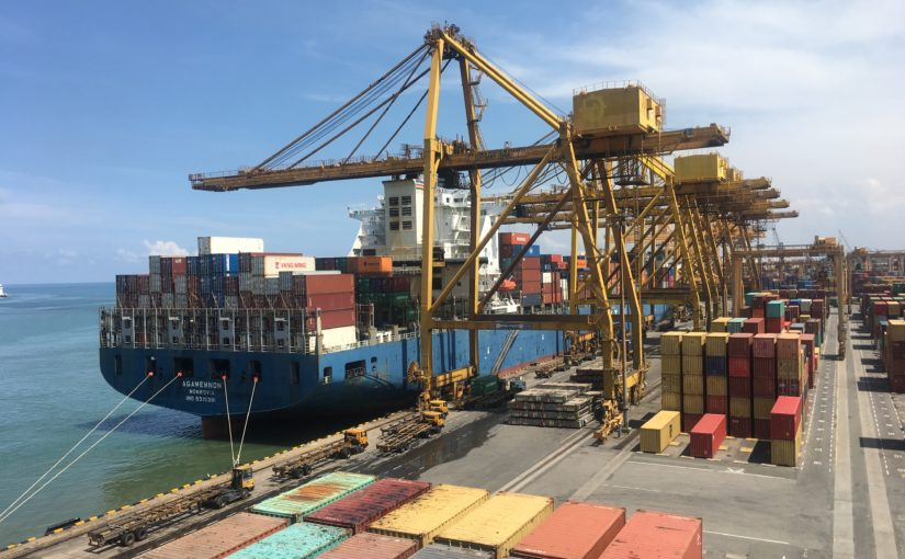 перевозка грузо морски контейнером