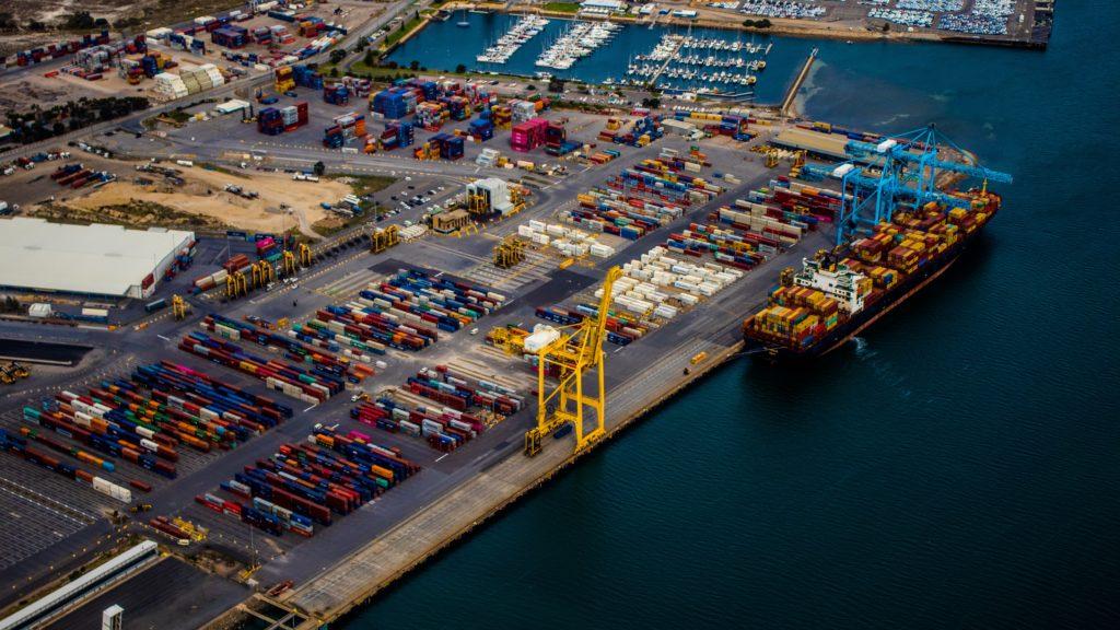 терминалы для контейнеров