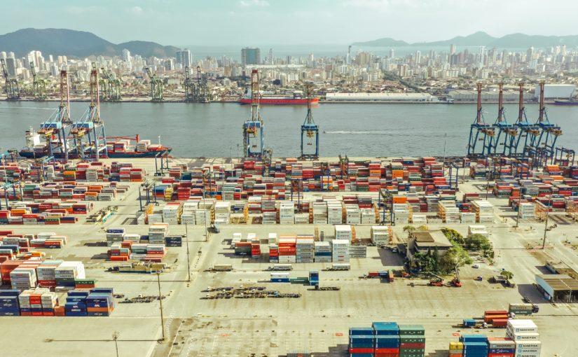 контейнерные терминалы