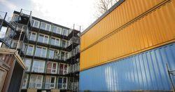 Контейнерное строительство – лучший вариант решения проблемы жилья для бездомных