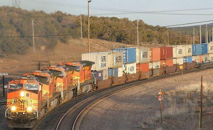 РЖД рассматривает перспективность использования двухэтажных грузовых контейнеров