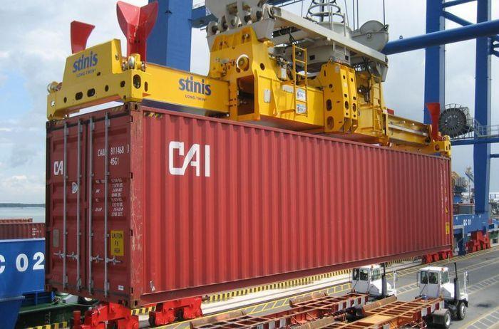 Новые правила IMO относительно взвешивания контейнеров в порту не исполняются