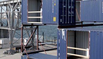 Морские контейнеры помогут сбить цены на жилье в Гонконге