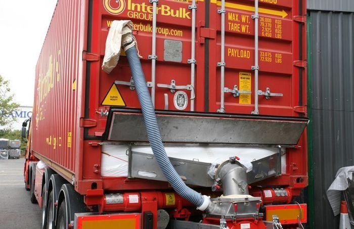 Аксессуары для морских контейнеров: для чего нужны вкладыши для транспортного блока?