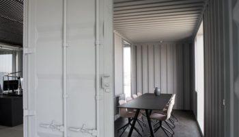 Первый контейнерный дом в Ирландии был построен всего за 3 дня