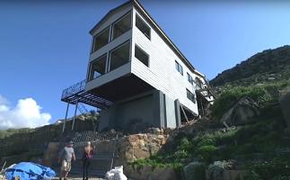 Дом из контейнеров (40 ft) в Южной Африке