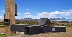 Виноградник удивил посетителей своей новой смотровой башней