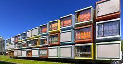 Дания выделит 2,3 миллиона евро на строительство контейнерного жилья