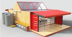 Boxchool: контейнерные школы для изолированных районов