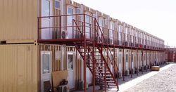 Сан-Франциско решает проблему жилья для бездомных за счет старых контейнеров