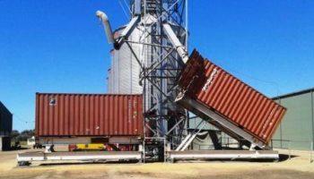 Аграрии переходят на переоборудованные контейнеры