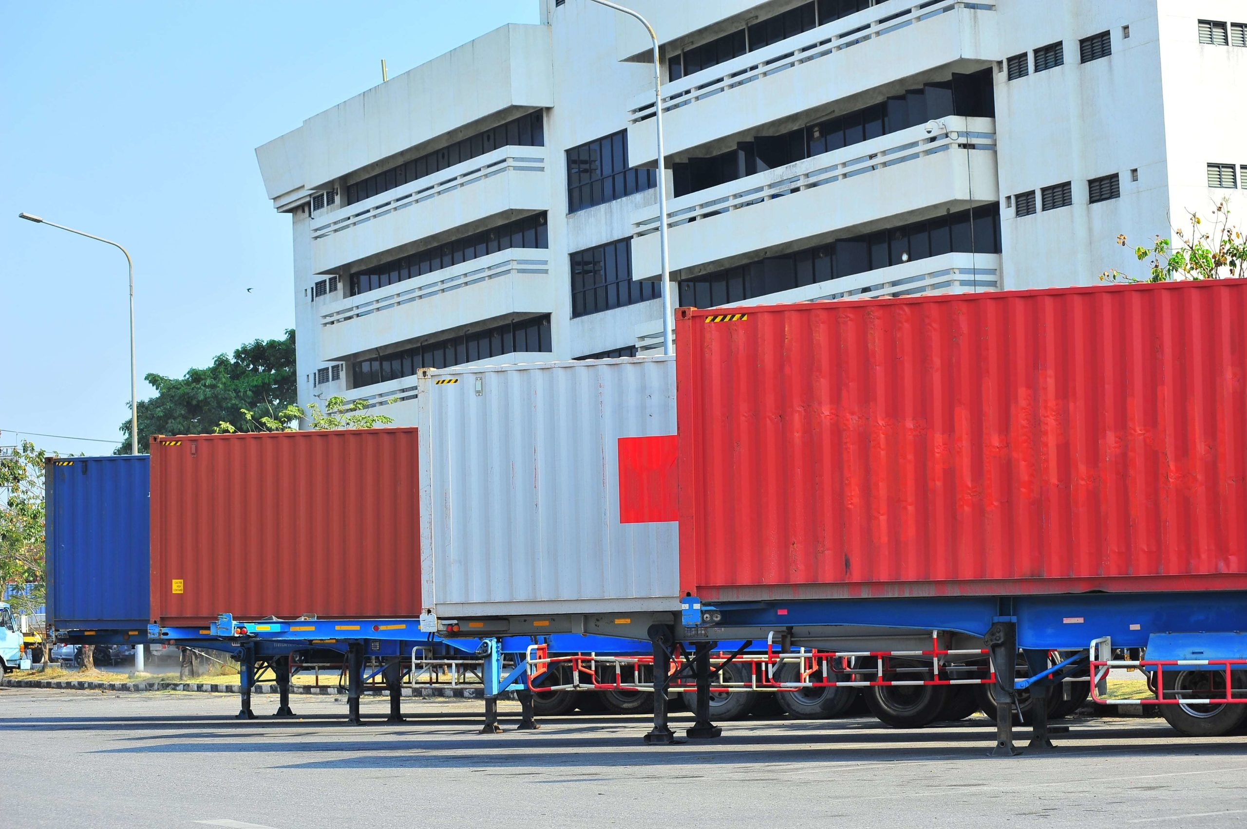 containers colors