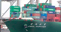 Новый приморский контейнерный транзит Китая