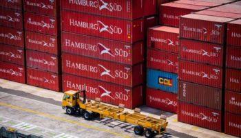 Правила крепления грузов в контейнере