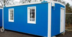 Преимущества металлических блок-контейнеров перед деревянным и капитальным временным жильем