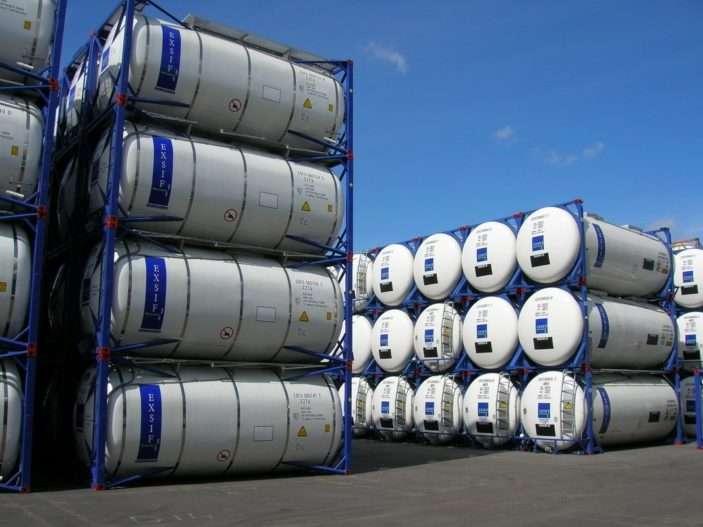 Перевозка опасных грузов контейнерами