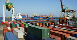 Каждый год более 10 тыс. контейнеров теряются в ходе морской транспортировки