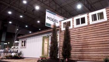 Видео: дом из контейнера 40 футов