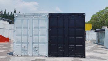 Ремонт морских контейнеров