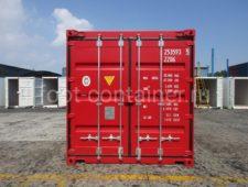 Новый 20 футовый контейнер с жесткой съемной крышей (HT)